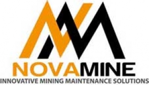 Novamine very small logo